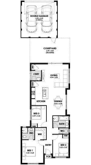 Aria Floorplan