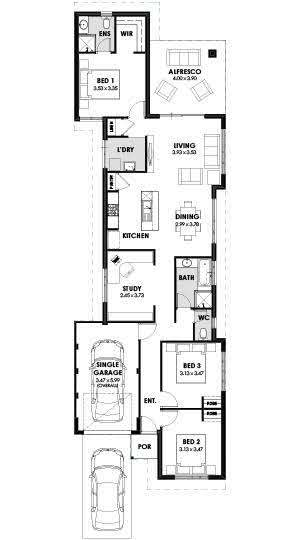 Aston Floorplan