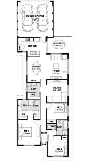 Equinox Floorplan