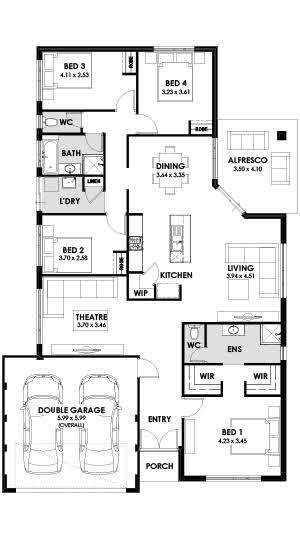 Eureka Display Home Floorplan