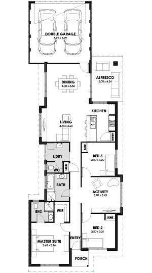 Hestia Floorplan