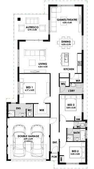 Mantra Floorplan