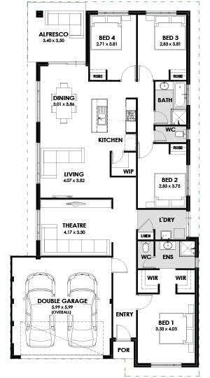 Murchison Floorplan