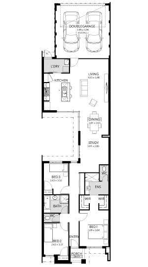Zeal Floorplan