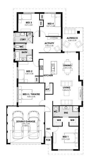 Fortune Floorplan