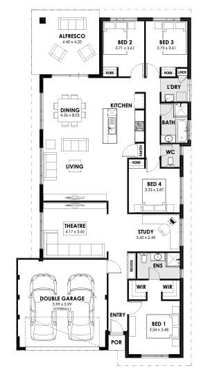Prosperity Floorplan