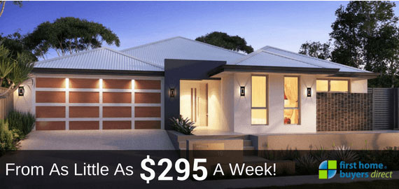 First Home Buyers Direct - from as little as $249 a week