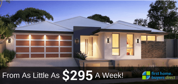 First Home Buyers Direct - from as little as $295 a week