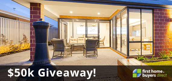 First Home Buyers Direct $50K Giveaway