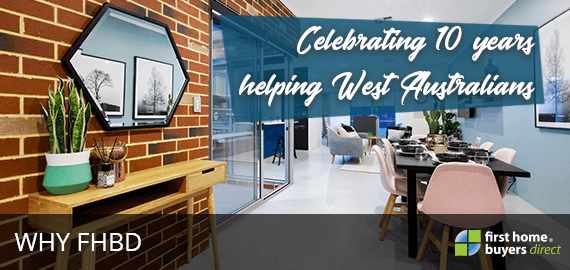 Celebrating 10 Years helping West Australian