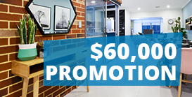 Promotion Home of the 60k Grant